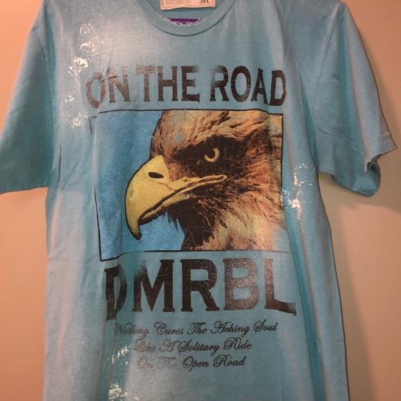 Dom Rebel Montreal Shirts Dom Rebel Mens Tshirt On The